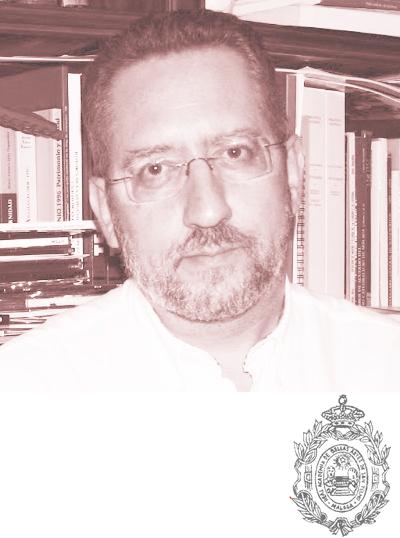 Toma de posesión como Académico Correspondiente en Antequera de D. José Escalante