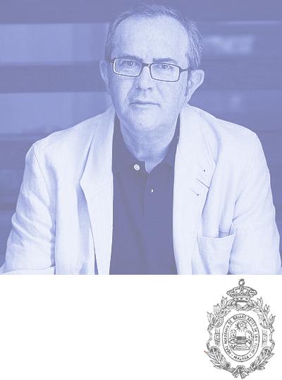 Toma de posesión como Académico de Número de D. Francisco Ruiz Noguera