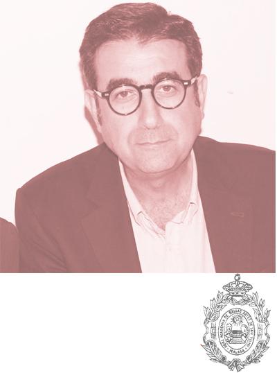 Toma de posesión como Académico de Número de  D. José María Luna