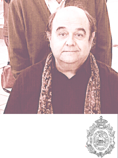TOMA DE POSESIÓN COMO ACADÉMICO DE NÚMERO DE  D. CARLOS TAILLEFER