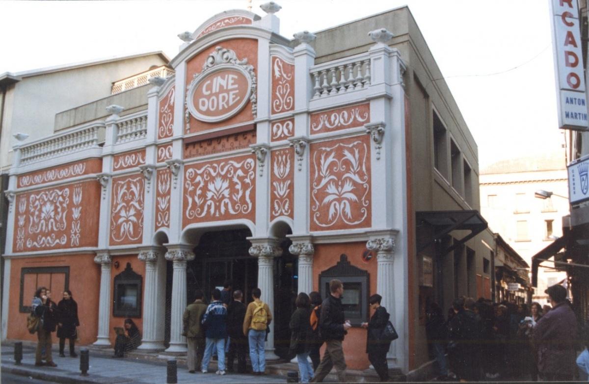 FILMOTECA ESPAÑOLA VS CONSERVACIÓN DEL PATRIMONIO CINEMATOGRÁFICO ESPAÑOL (ARCHIVOS DE NUESTRO MATERIAL DE CINE Y AUDIOVISUAL)