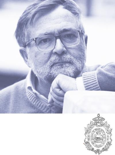 TOMA DE POSESIÓN COMO ACADÉMICO CORRESPONDIENTE EN CABRA  DE Dº JOSÉ CALVO POYÁTO
