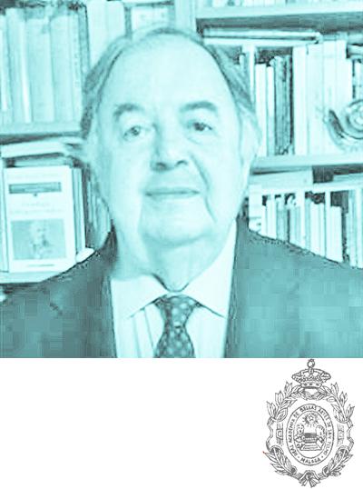 TOMA DE POSESIÓN COMO ACADÉMICO CORRESPONDIENTE EN MADRID DE Dº PEDRO TEDDE DE LORCA