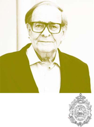 TOMA DE POSESIÓN COMO ACADÉMICO CORRESPONDIENTE  EN MADRID DE Dº RAMÓN TAMÁMES GÓMEZ