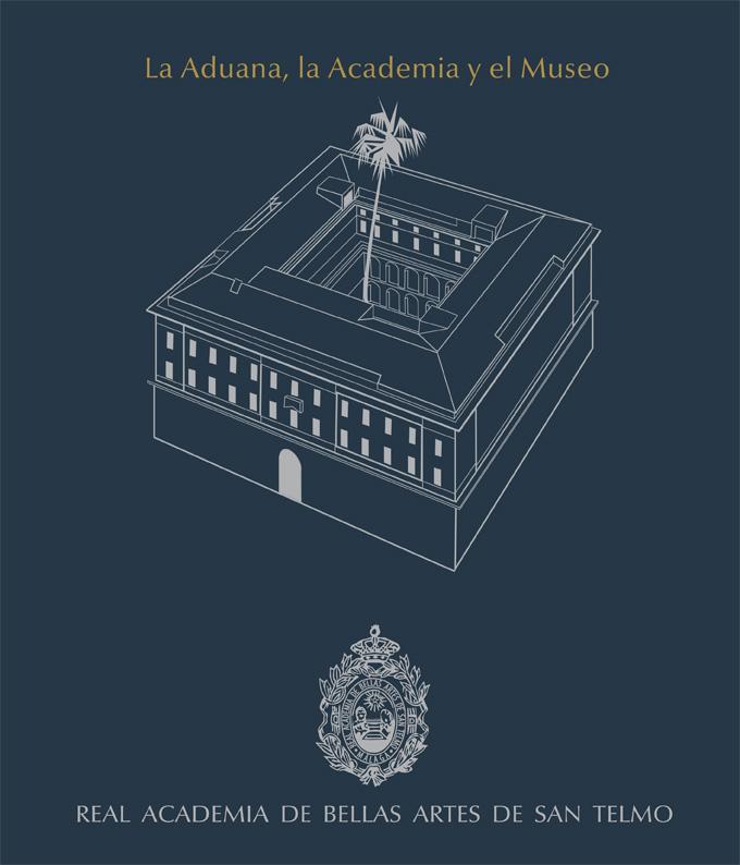 Solemne acto de inauguración de la nueva sede de la Real Academia de Bellas Artes de San Telmo en la Palacio de la Aduana, Museo de Málaga
