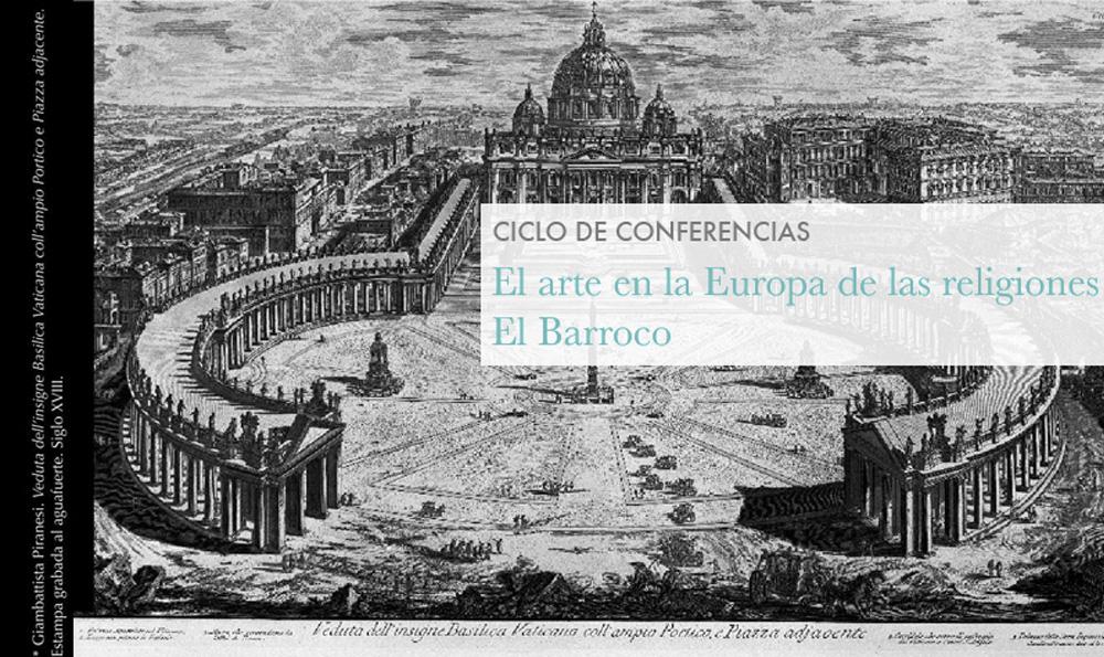 EL ARTE EN LA EUROPA DE LAS RELIGIONES. EL BARROCO