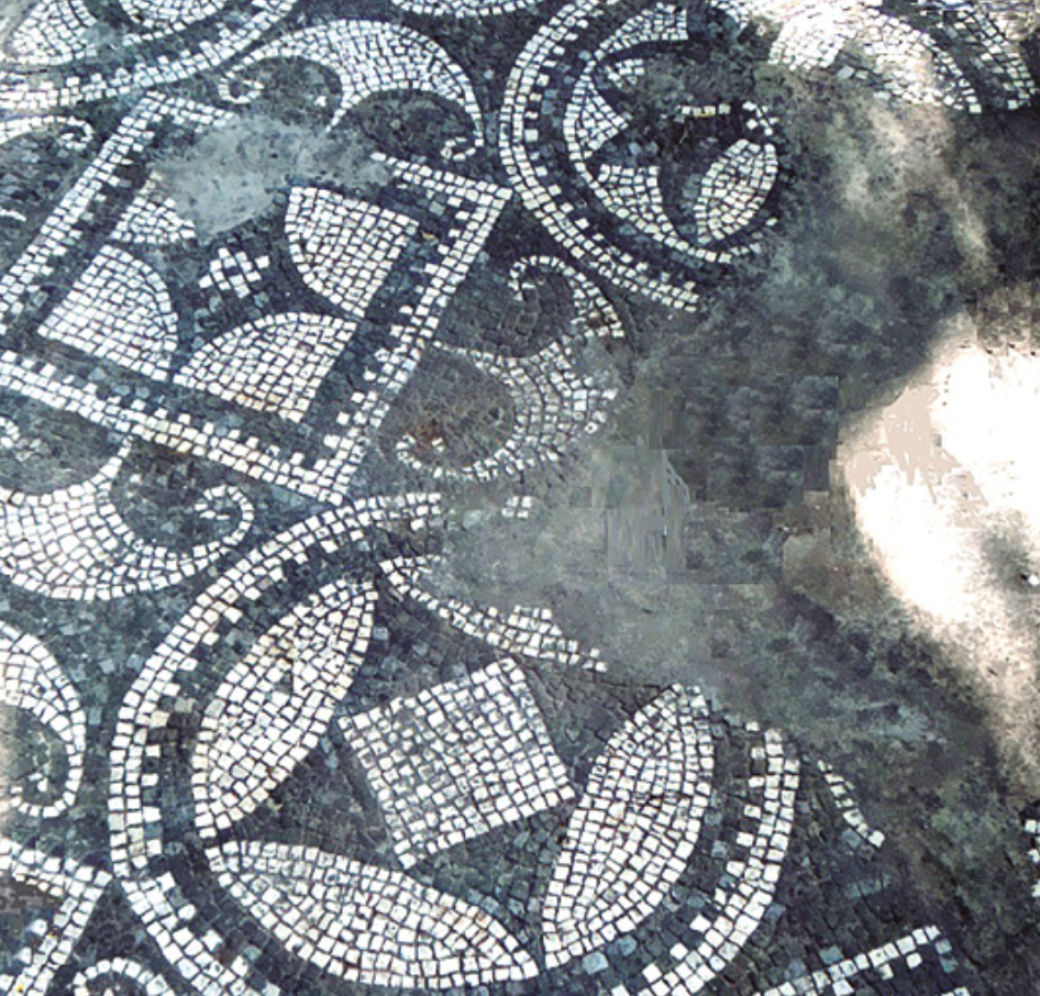 MOSAICOS ROMANOS DEL MUSEO DE MÁLAGA PROCEDENTES DE LA HACIENDA DE LA CONCEPCIÓN