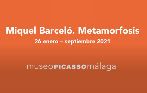 Miquel Barceló. Metamorfosis