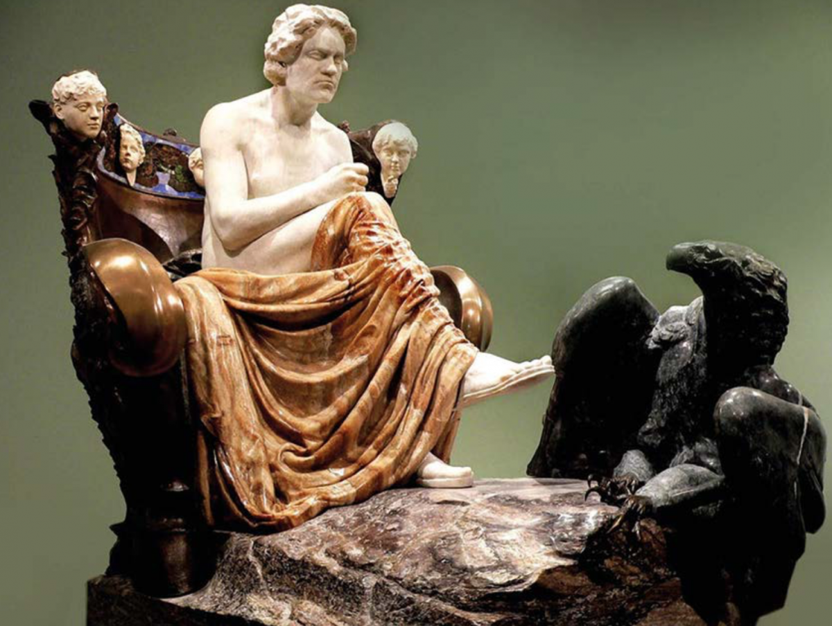 BEETHOVEN, KLINGER, KLIMT Y LA SECESIÓN VIENESA LA EXPOSICIÓN DE 1902  EN BUSCA DE LA «OBRA DE ARTE TOTAL»