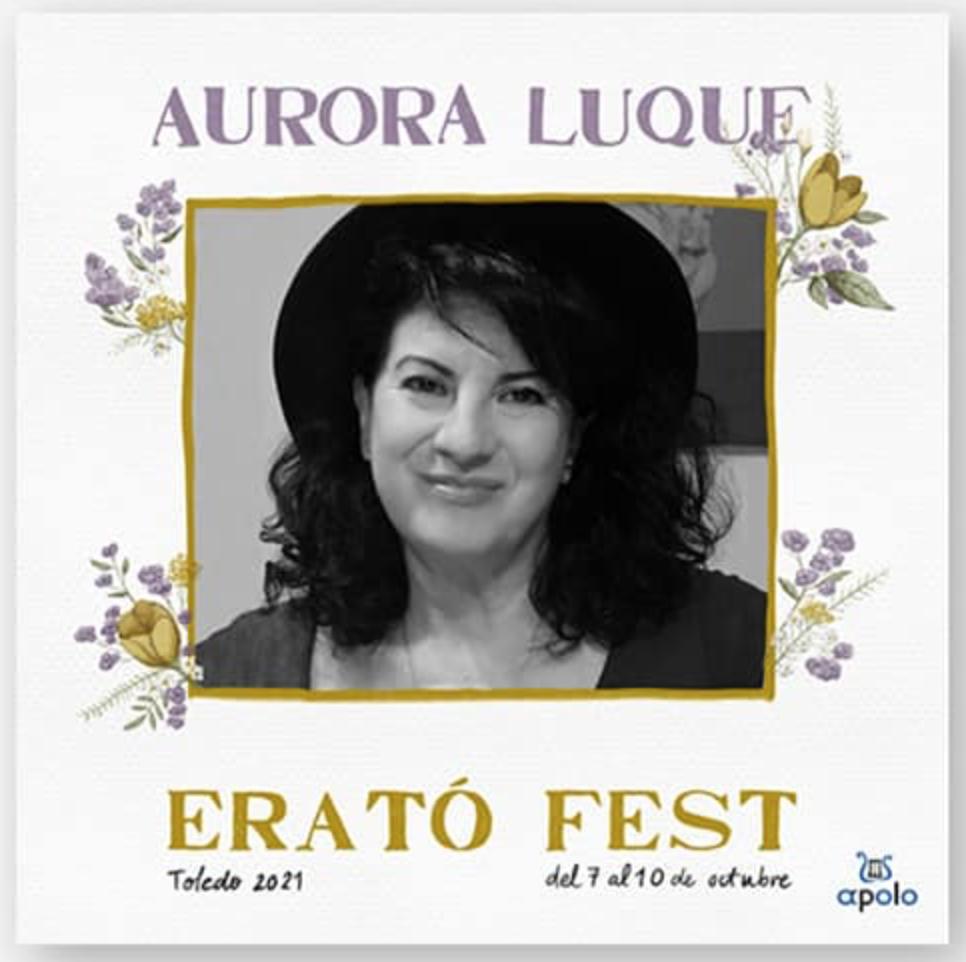 ERATÓ FEST - AURORA LUQUE